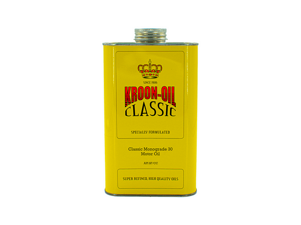 Kroonoil Classic Monograde 30 Motor Oil