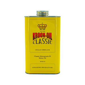 Kroonoil Classic Monograde 50 Motor Oil